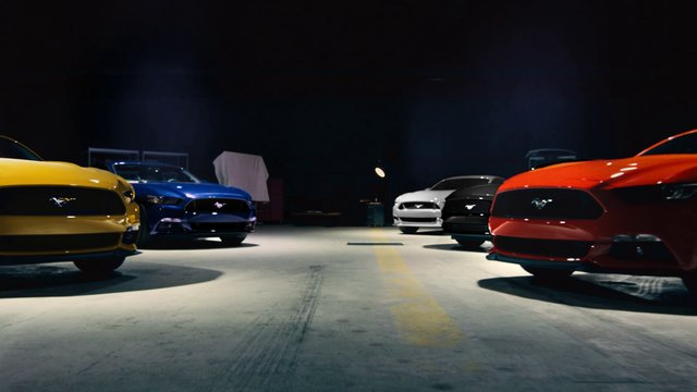 KER SOUND FORD Mustang - Interactive App