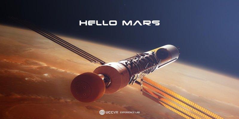 KER SOUND HELLO MARS Next-Gen VR experience by UCCVR
