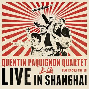 Ker Sound QUENTIN PAQUIGNON QUARTET-live at CJW, Shanghai